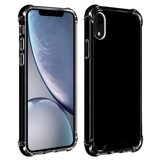 Coque et housse Akashi Coque angles renforcés (noir) - iPhone XR