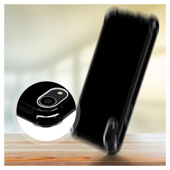 Coque et housse Akashi Coque angles renforcés (noir) - iPhone XR - Autre vue