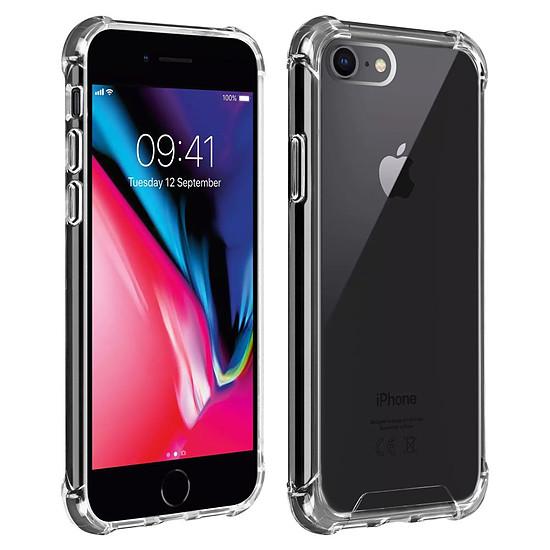 Coque et housse Akashi Coque angles renforcés (transparent) - iPhone 8, iPhone 7