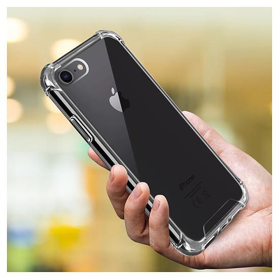 Coque et housse Akashi Coque angles renforcés (transparent) - iPhone 8, iPhone 7 - Autre vue