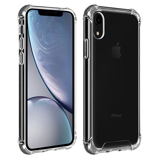 Coque et housse Akashi Coque angles renforcés (transparent) - iPhone XR