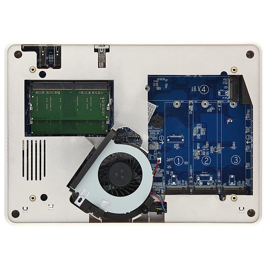 Serveur NAS QNAP TBS-453DX-8G - Autre vue