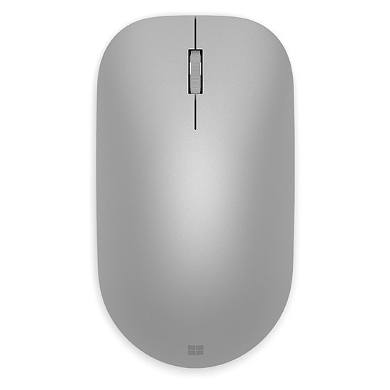 Souris PC Microsoft Modern - Argent