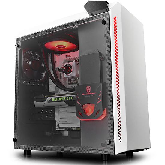 Boîtier PC DeepCool Gamer Storm Baronkase Liquid Blanc