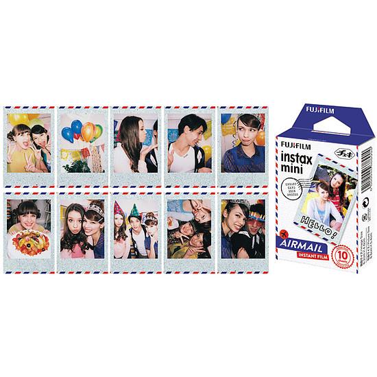 Accessoires Photo Fujifilm instax mini Monopack Air Mail - Autre vue