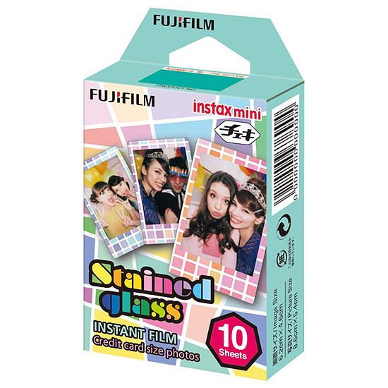 Accessoires Photo Fujifilm instax mini Stained Glass