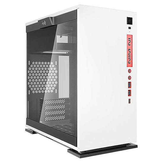 Boîtier PC In Win 301C Blanc