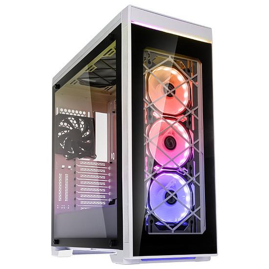 Boîtier PC Lian Li Alpha 550 - Blanc