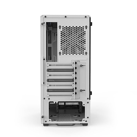 Boîtier PC Phanteks Eclipse P300 - Tempered Glass - Blanc - Autre vue