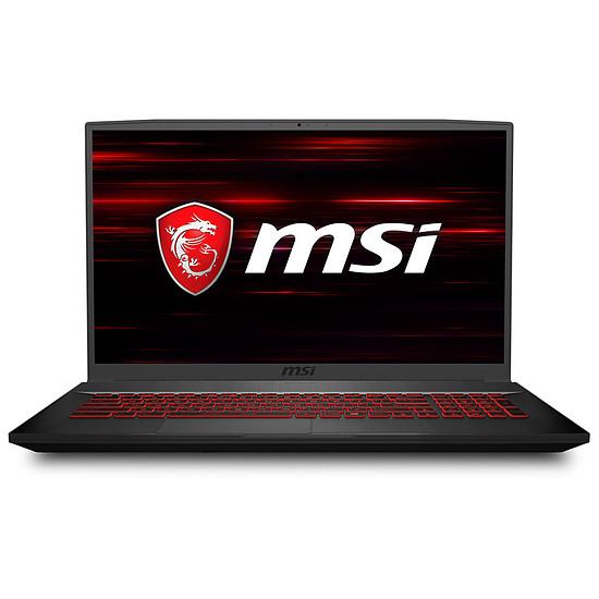 PC portable MSI GF75 Thin 10SCXR-020FR