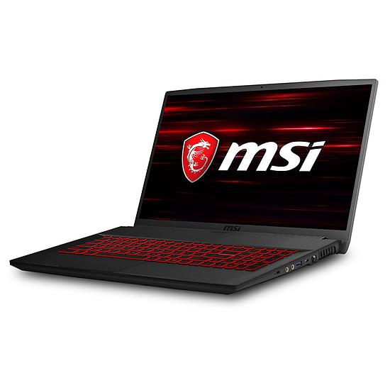 PC portable MSI GF75 Thin 9SC-411FR - Autre vue