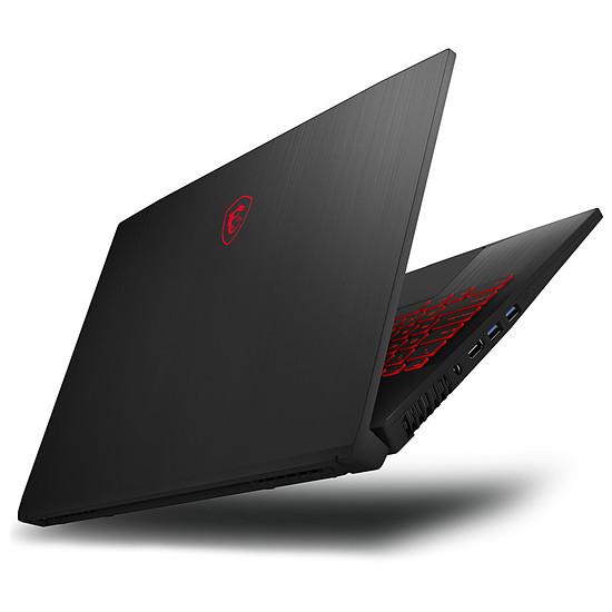 PC portable MSI GF75 Thin 8RD-049FR - Autre vue