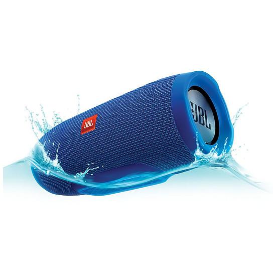 Enceinte sans fil JBL Charge 3 Bleu