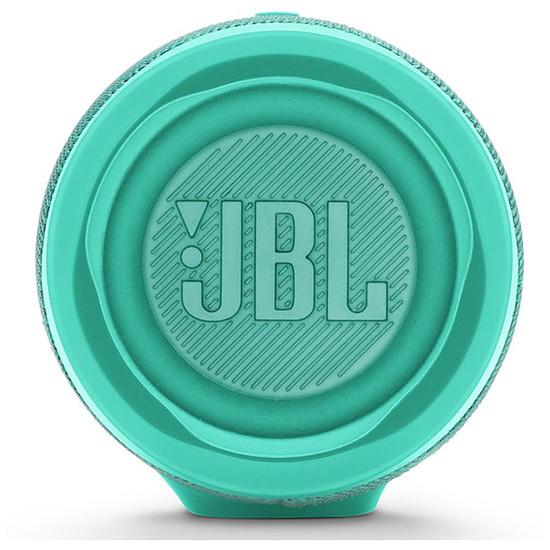 Enceinte sans fil JBL Charge 4 Turquoise - Autre vue