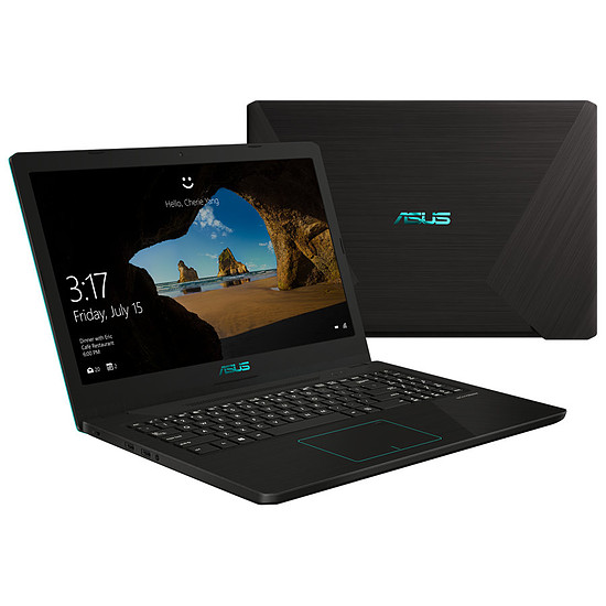 PC portable ASUS FX570DD-DM002T
