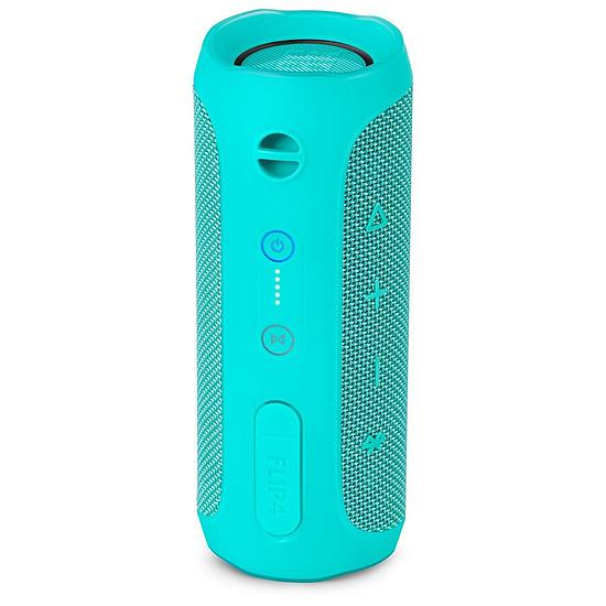 Enceinte sans fil JBL Flip 4 Turquoise - Autre vue