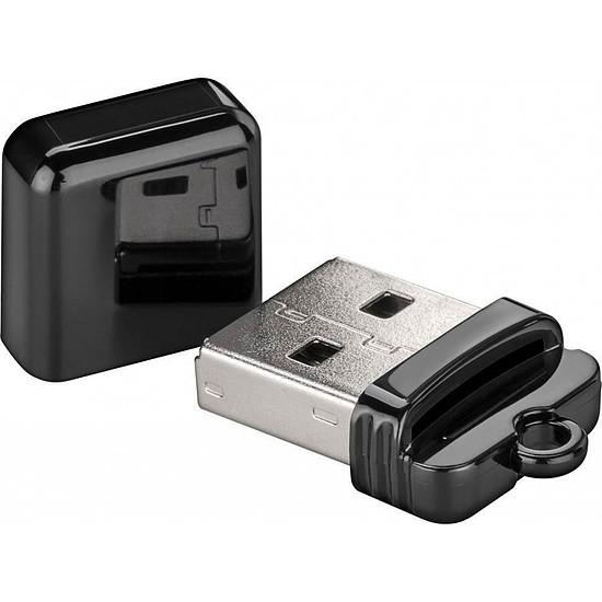 Lecteur de carte mémoire Goobay Nano lecteur de cartes sur USB 2.0