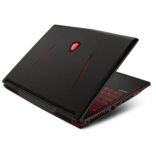 PC portable MSI GL63 8SE-079XFR - Autre vue