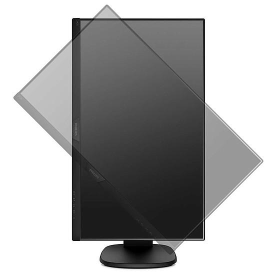 Écran PC Philips 243S7EHMB - Autre vue