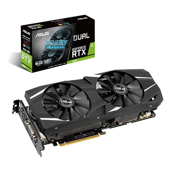 Carte graphique Asus GeForce RTX 2060 Dual