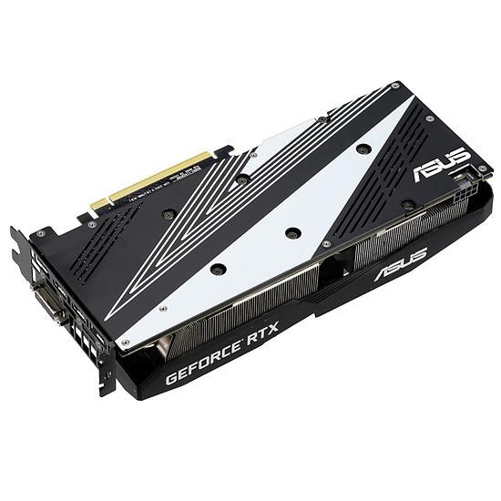 Carte graphique Asus GeForce RTX 2060 Dual A6G - Autre vue