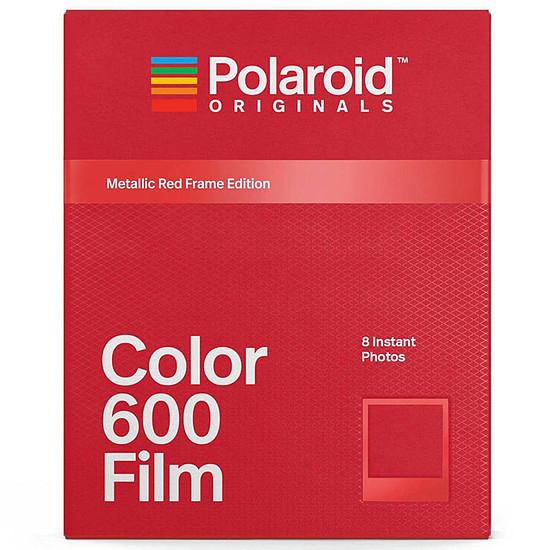 Accessoires Photo Polaroid Color 600 Film (cadre rouge)