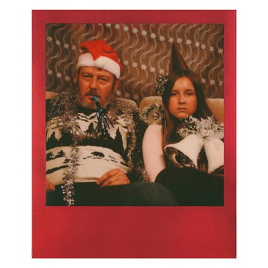 Accessoires Photo Polaroid Color 600 Film (cadre rouge) - Autre vue