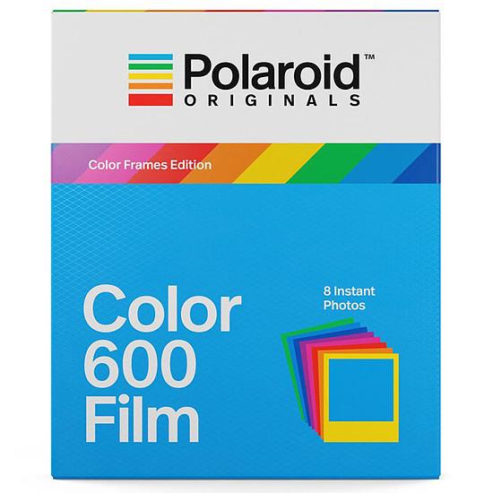 Accessoires Photo Polaroid Color 600 Film (cadres colorés)