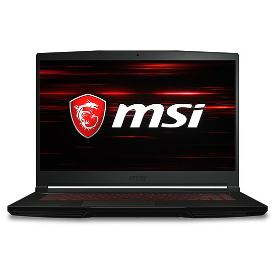 PC portable MSI GF63 Thin 10SCSR-1204FR
