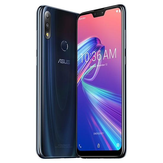 Smartphone et téléphone mobile Asus ZenFone Max Pro M2 (bleu nuit) - 6 Go - 64 Go - Autre vue