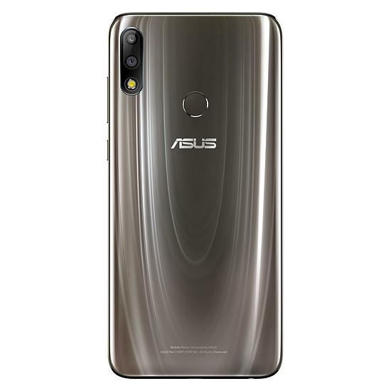 Smartphone et téléphone mobile Asus ZenFone Max Pro M2 (cosmic titanium) - 6 Go - 64 Go - Autre vue