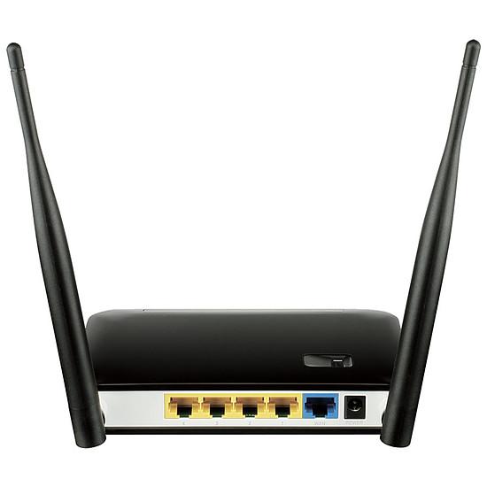 Routeur et modem D-Link DWR-116 - Routeur 4G LTE - Autre vue
