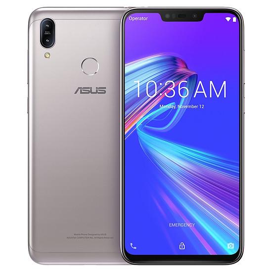 Smartphone et téléphone mobile Asus Zenfone Max M2 (argent) - 32 Go - 4 Go