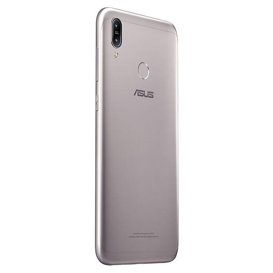 Smartphone et téléphone mobile Asus Zenfone Max M2 (argent) - 32 Go - 4 Go - Autre vue