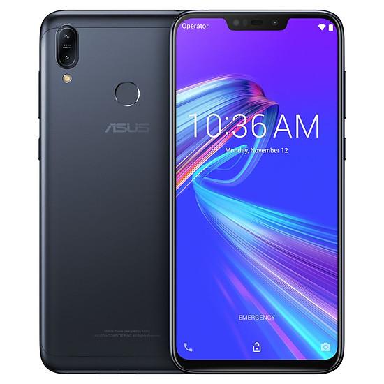 Smartphone et téléphone mobile Asus Zenfone Max M2 (noir) - 32 Go - 4 Go