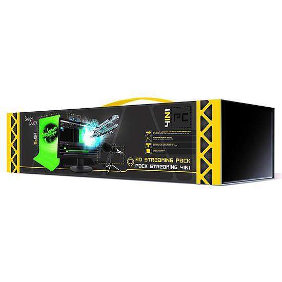 Microphone Steelplay Pro HD Streamer Pack