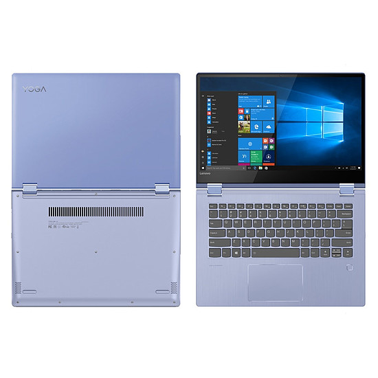 PC portable LENOVO YOGA 530-14IKB (81EK00NEFR) - Autre vue