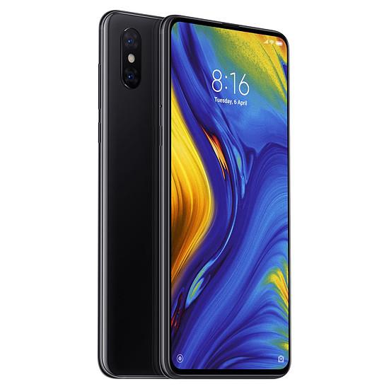 Smartphone et téléphone mobile Xiaomi Mi Mix 3 (noir) - 128 Go - 6 Go