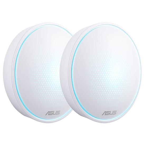 Point d'accès Wi-Fi Asus LYRA MINI (WiFi AC1300) -  Pack de 2