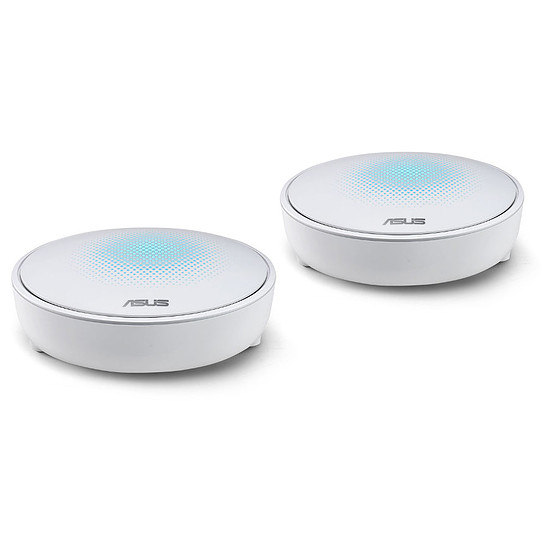 Point d'accès Wi-Fi Asus LYRA (WiFi AC2200) - Pack de 2