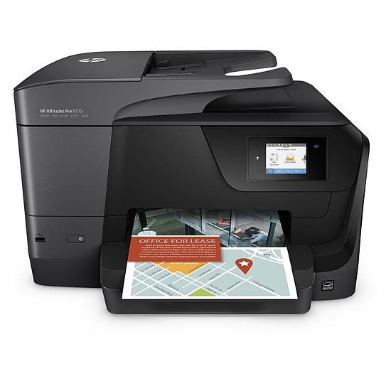 Imprimante multifonction HP Officejet Pro 8715