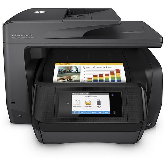 Imprimante multifonction HP Officejet Pro 8725