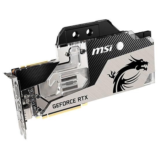 Carte graphique MSI GeForce RTX 2080 Ti Sea Hawk EK X - Autre vue