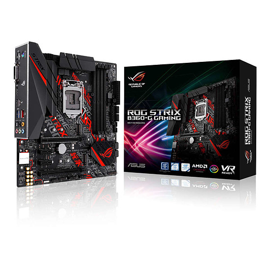 Carte mère Asus ROG STRIX B360-G GAMING