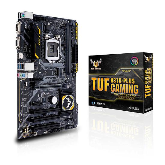 Carte mère Asus TUF H310-PLUS GAMING