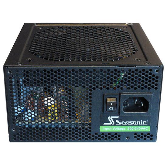 Alimentation PC Seasonic ECO-430 - Autre vue