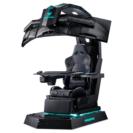 Fauteuil / Siège Gamer Acer Predator Thronos