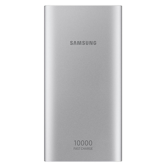 Batterie et powerbank Samsung Batterie externe charge rapide (argent) - 10000 mAh - Micro USB