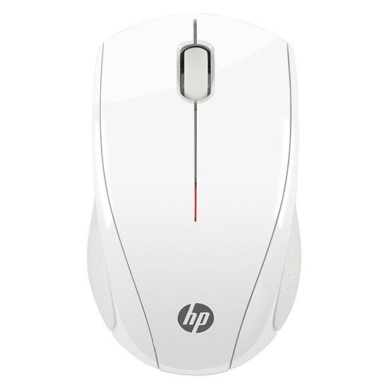 Souris PC HP X3000 - Blanc