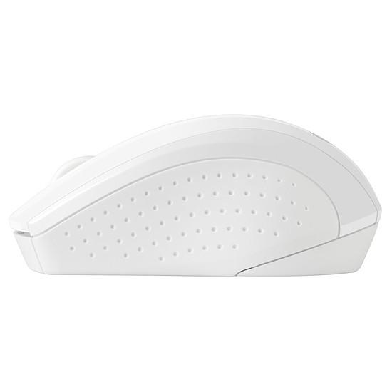 Souris PC HP X3000 - Blanc - Autre vue
